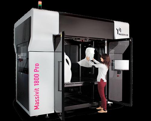 Massivit 3D : 1800 Pro