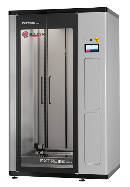 Imprimante 3D Builder Extreme Pro 2000